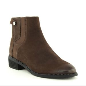 Franco Sarto Brandy Ankle leather Bootie 10